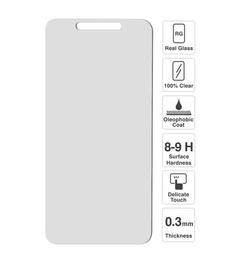 Oppo A71 Premium Tempered Screen Protector Glass - Scratch Proof Shatterproof Screen Guard Oleo phobic Coating ...