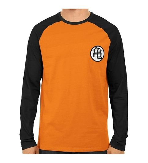 Buy Dragon Ball Kame Symbol Full Sleeve T At Lowest Price