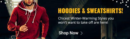 Cool Hoodies & Sweatshirts