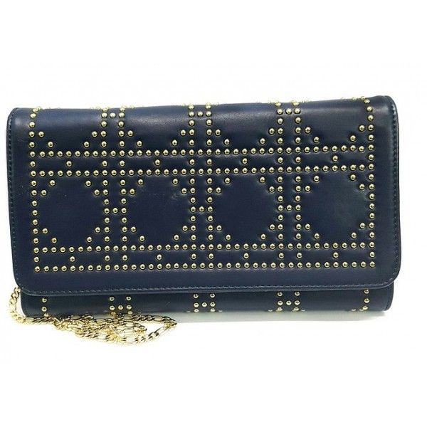 Carmel Nay Blue Studded Sling