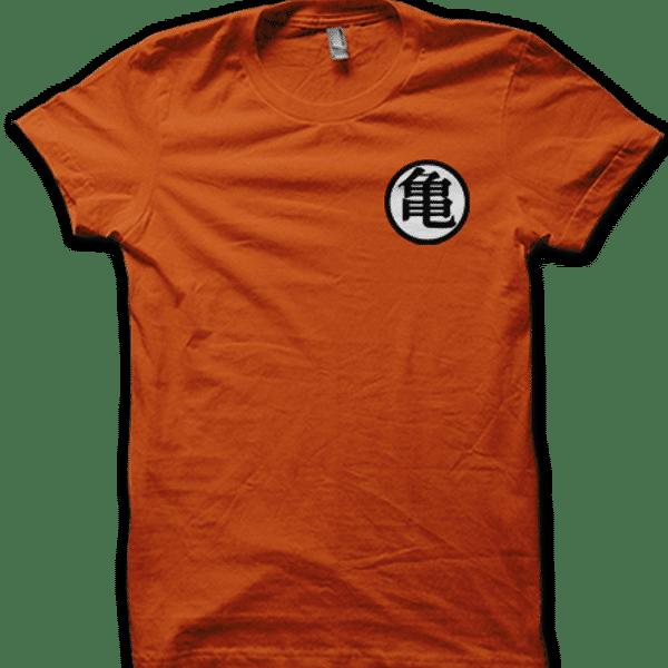 Buy Goku Kame Symbol T Shirt At 50 Off In India Kraftly July 2018