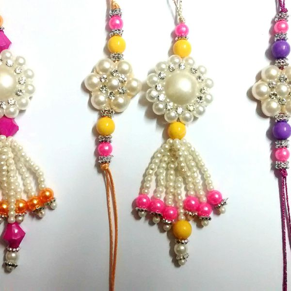 Om Creation Pair Rakhi ocr115