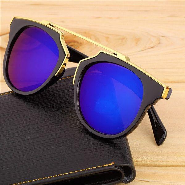 Sunglasses Blue Mercury  New Fancy Goggles