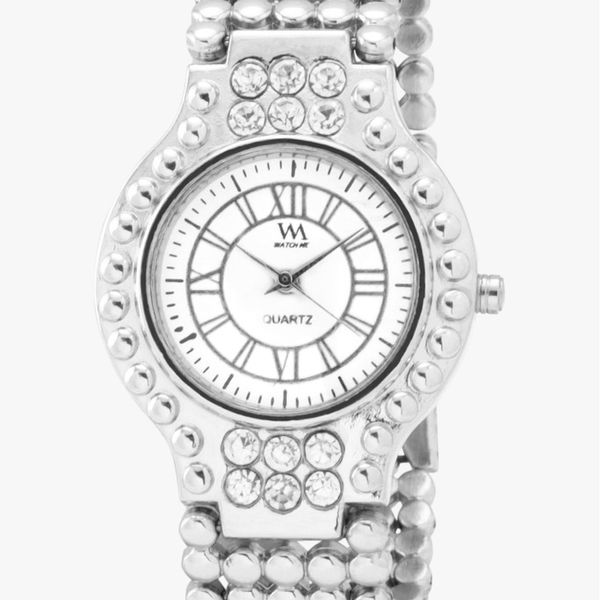 Watch Me White Women Metal Swiss Wrist Watch Watch Me-051-Wx