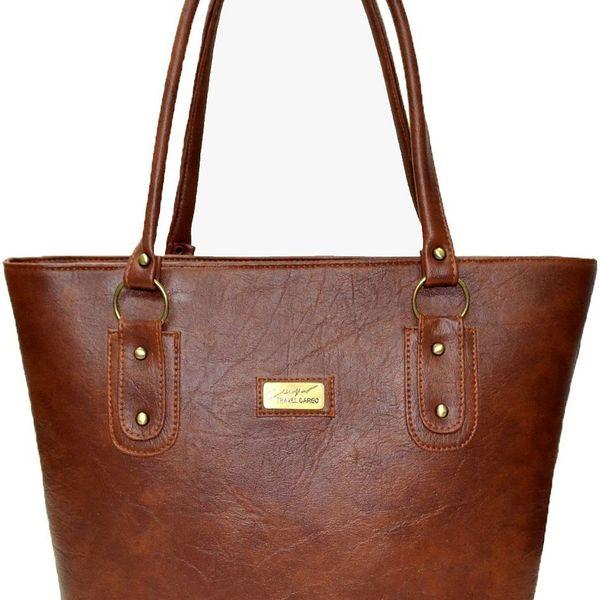 Brown Butterfiles HandbagBf000Bg2