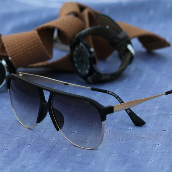 Stylish Looking Blue Shade Sunglasses