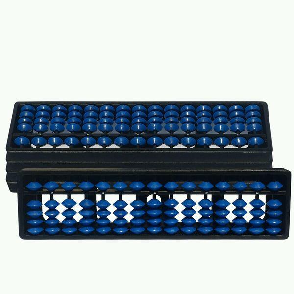 17 Rod Blue Color Abacus Kit Set Of 5