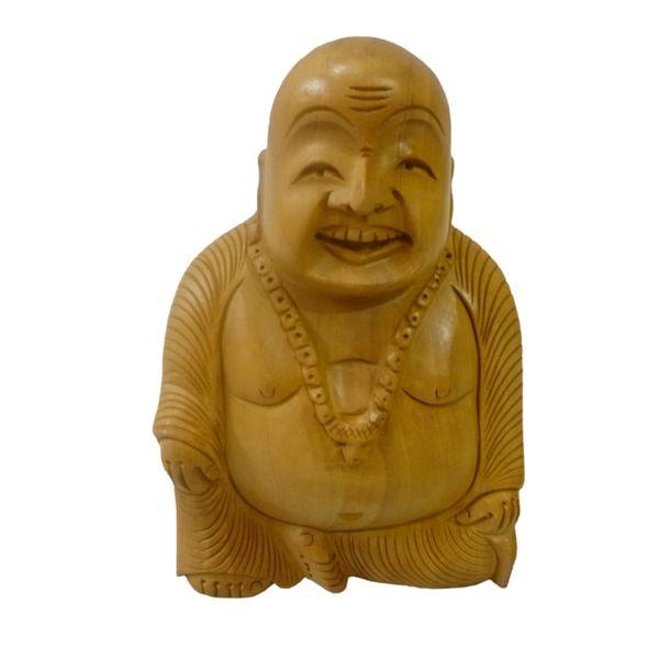 Craftofy Sitting Laughing Budhha