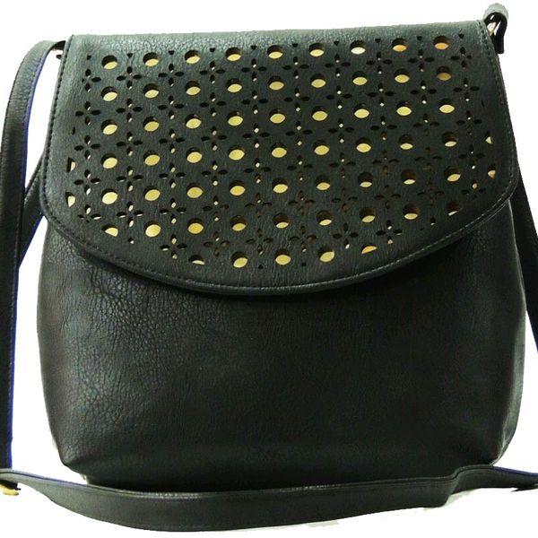 AANIA HAUTE Ladies Sling Bag Black.
