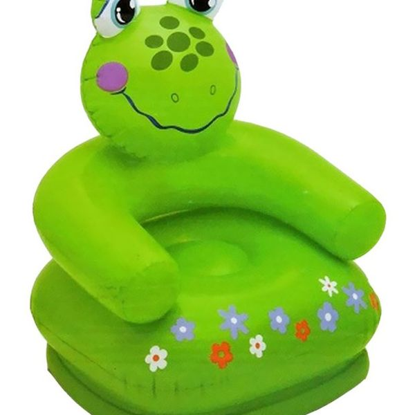Intex Frog Inflatable Chair  Multicolor