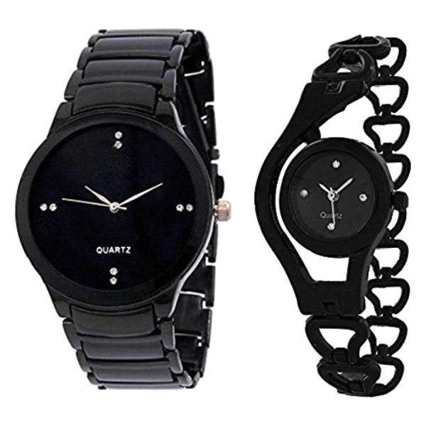 AIVOR COUPLE WATCH COMBO