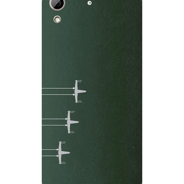 Buy Htc Desire 626 Printed Back Cover At Lowest Price