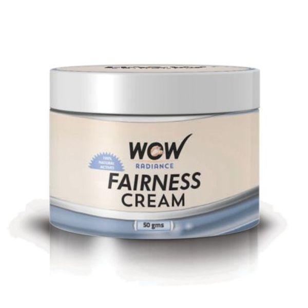 Wow skin whitening cream