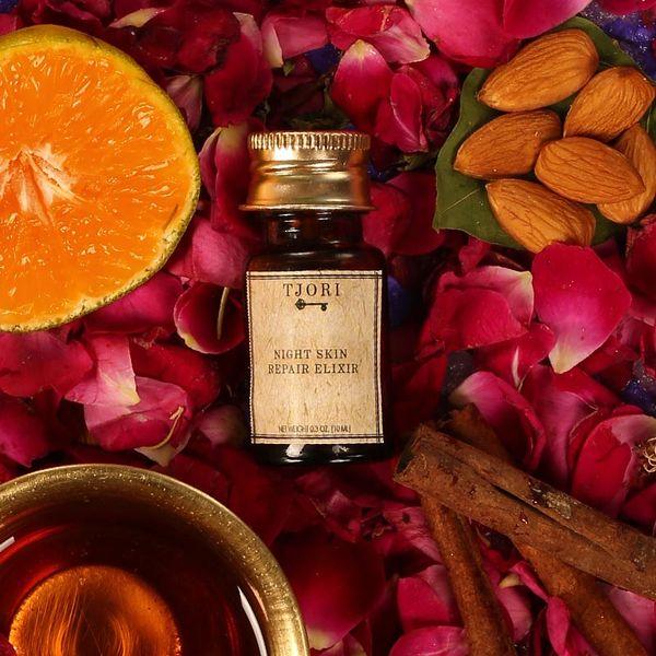 Night Skin Repair Elixir