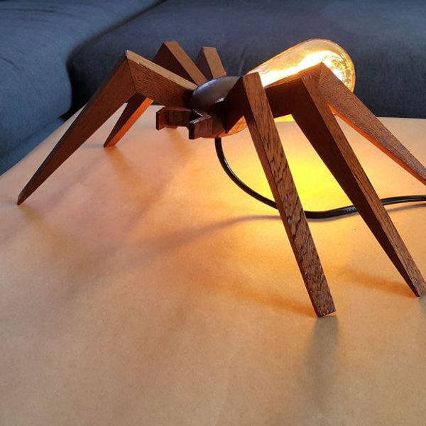 Cool Spider Lamp