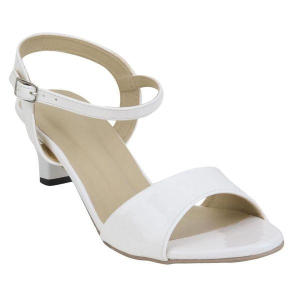 Glitzy Galz Women Heel TR-3006WHT