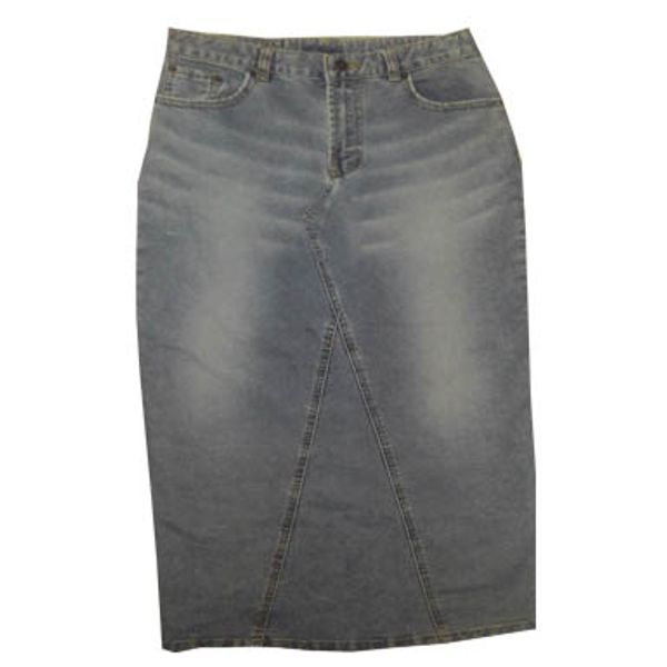Denium Skirt