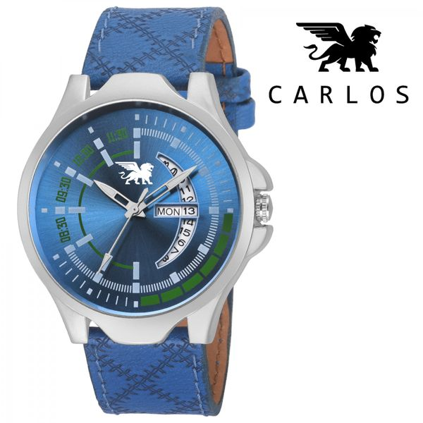 Carlos stylish new Elegance DAY AND DATE Range for boys and men CR-EL-506